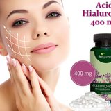 Acid Hialuronic, 400mg, 60 Capsule